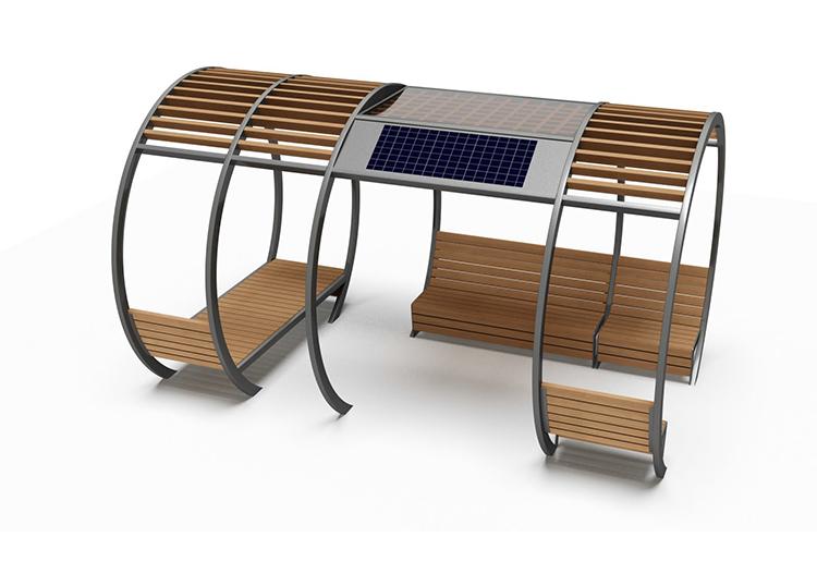Solar Gazebos