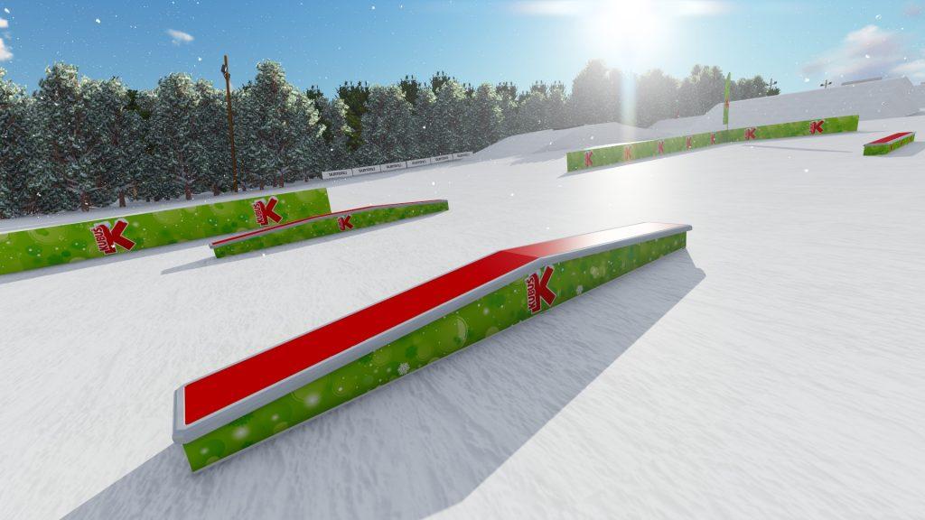 Mini Snowpark - Arena Słotwiny