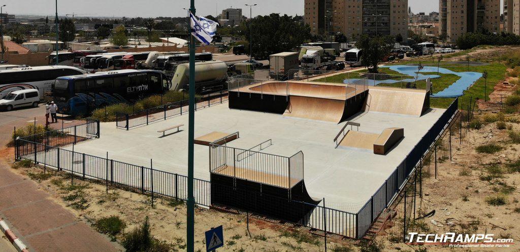Ramla - skatepark skateline technology